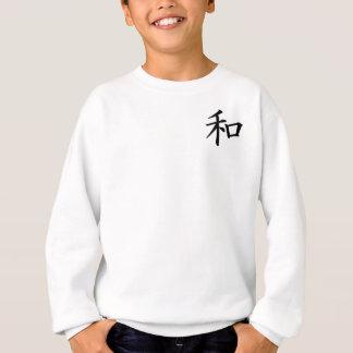 Kanji-Paix Sweatshirt