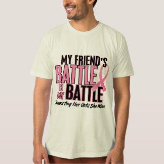 Kanker van de borst Mijn SLAG OOK 1 Vriend T Shirt