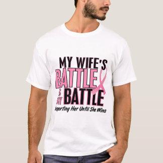 Kanker van de borst Mijn SLAG OOK 1 Vrouw T Shirt