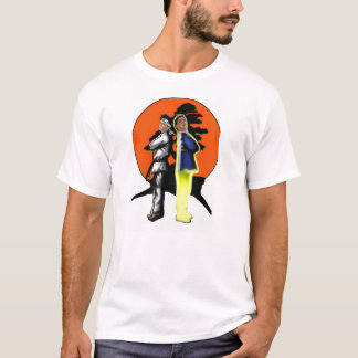 Karate Kid/dernier T-shirt de dragon