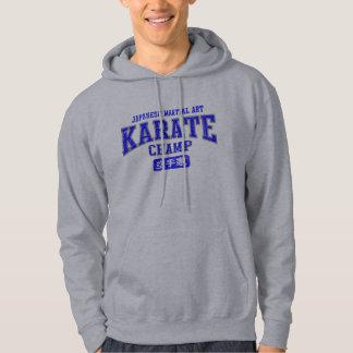 Karaté Veste À Capuche