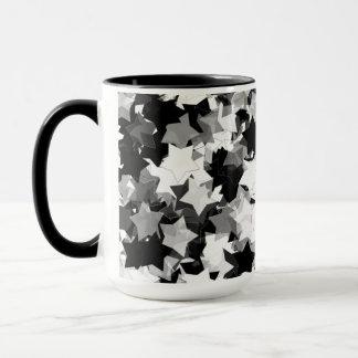 Kawaii noir et blanc tient le premier rôle mug