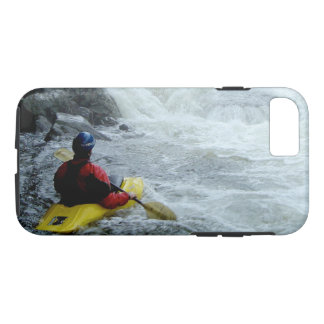 Kayak au cas occidental rapide de téléphone de coque iPhone 7