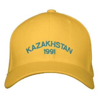 Kazakhstan a brodé le casquette