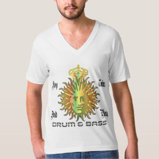 Keep Calm and play Drum & Onderkant T Shirt