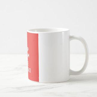 Keep calm and use Ax 2012 Mug Blanc