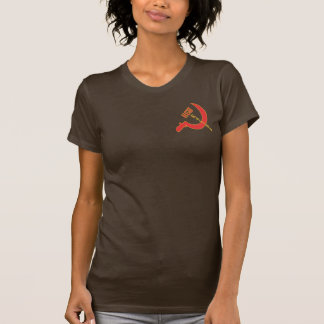 KGB emballant le T-shirt