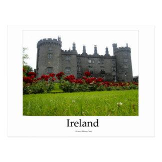 Kilkenny Castle, Ireland Carte Postale