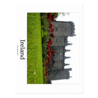 Kilkenny Castle, Ireland Cartes Postales