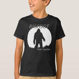 Kinder T-shirt Bigfoot