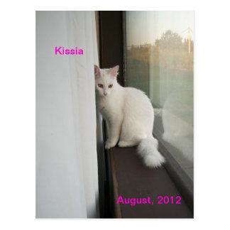 Kissia/en août 2012 /Postcard Carte Postale
