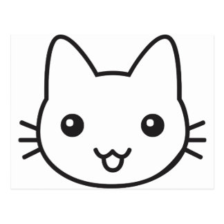 Kitty Cartes Postales