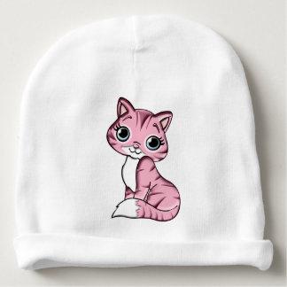 Kitty rose bonnet pour bébé