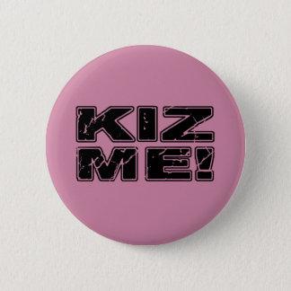 Kiz je Kizomba Badge Rond 5 Cm
