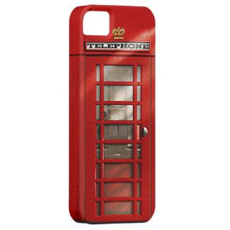 Klassieke Britse Rode iPhone 5 van de Telefooncel  iPhone 5 Case