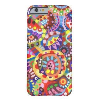 Kleurrijke Funky iPhone 6 van de Kunst hoesje