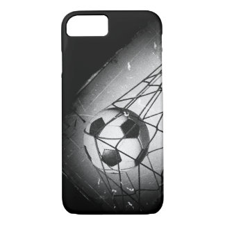 Koel Vintage Football Grunge in Doel iPhone 7 Hoesje