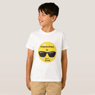 Koele Emoji Homeschool T Shirt