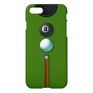 Koele Pot het 8 of Acht Biljart Zazzle van de Pool iPhone 8/7 Hoesje