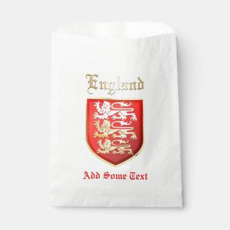 Koninklijk CREST van Engeland Bedankzakje