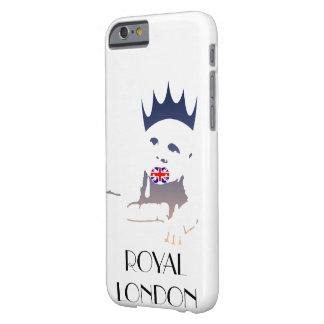 KONINKLIJK LONDON BARELY THERE iPhone 6 HOESJE