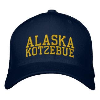 Kotzebue de l'Alaska Casquette De Baseball