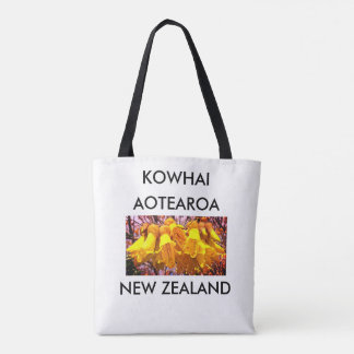 kowhai 2 de la Nouvelle Zélande d'aotearoa Tote Bag