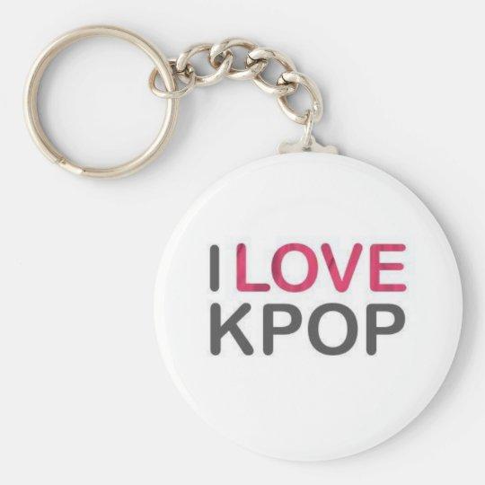 Kpop Supreme~ ! Porte-clé Rond