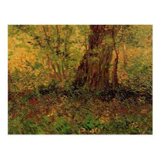 Kreupelhout, Vincent van Gogh Wens Kaart