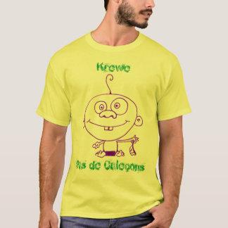 Krewe Pas de Caleçons T-shirt