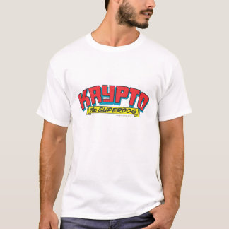 Krypto le superdog t-shirt