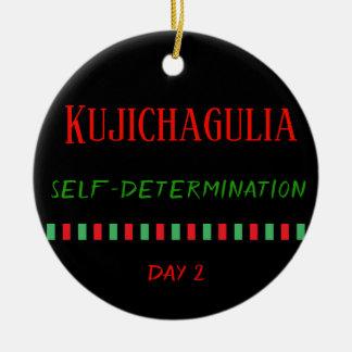Kujichagulia - ornement du jour 2 % pipe% de