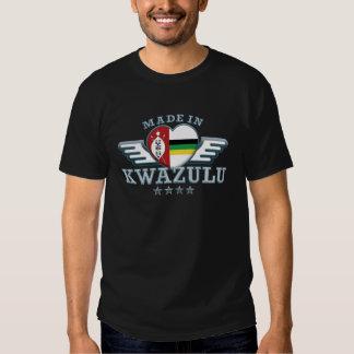 KwaZulu a fait v2 Tshirts