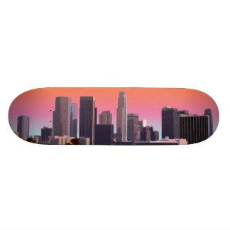 L.A. du centre Skateboards Personnalisables