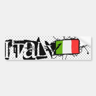 L Italie Autocollants Pour Voiture
