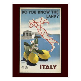 L Italie Cartes Postales