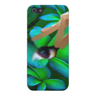 L oeil a sélectionné le produit de fleurs coque iPhone 5