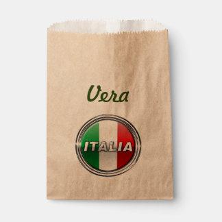 La Bandiera - de Italiaanse Vlag Bedankzakje