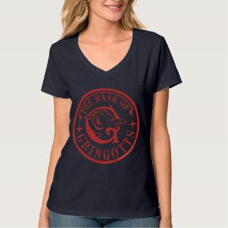 La banque du logo de GRINGOTTS™ T-shirt