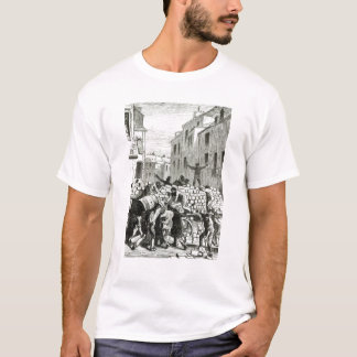 La barricade t-shirt