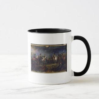 La bataille d'Austerlitz Mug