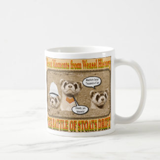 La bataille de la dérive de hermines mug