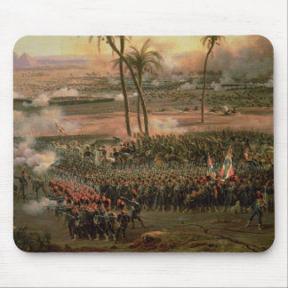 La bataille des pyramides, le 21 juillet 1798, 180 tapis de souris