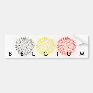 La Belgique Adhésifs Pour Voiture