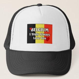 La Belgique Casquette