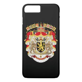 La Belgique Coque iPhone 7 Plus