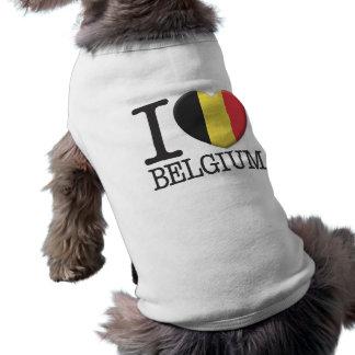 La Belgique Vêtements Pour Chien