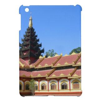 La birmanne Keng de Phra Jow de temple bouddhiste Coque Pour iPad Mini