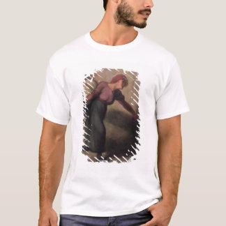 La blanchisseuse, 1894 (huile sur la toile) t-shirt