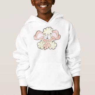 La BO le sweatshirt de l'enfant d'agneau